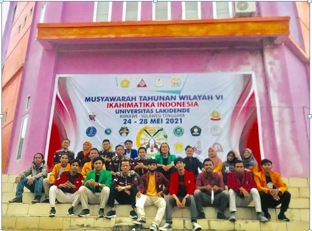HIMAPRIMA UNIMUDA SORONG IKUTI MUSTAWIL IKAHIMATIKA INDONESIA WILAYAH VI